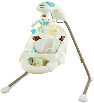 neutral-nursery-baby-rocker