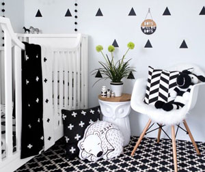 black-and-white-neutral-nursery