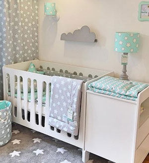 Neutral Nursery Look Book