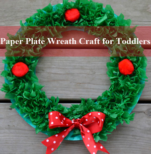 paper-plate-wreath-craft-for-toddlers