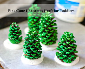 pine-cone-christmas-craft-for-kids