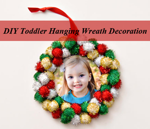 toddler-wreath-decoration-craft