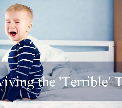 Surviving the 'Terrible' Twos