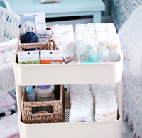 newborn-diapers-on-change-caddy